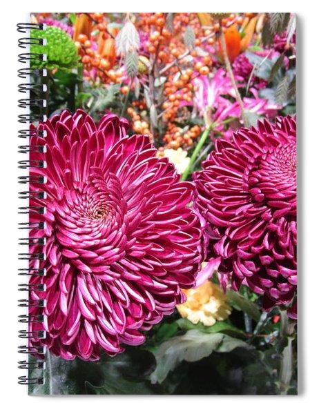 Lens Love Spiral Notebook