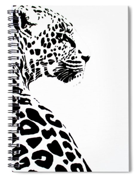 Leo-pard Spiral Notebook