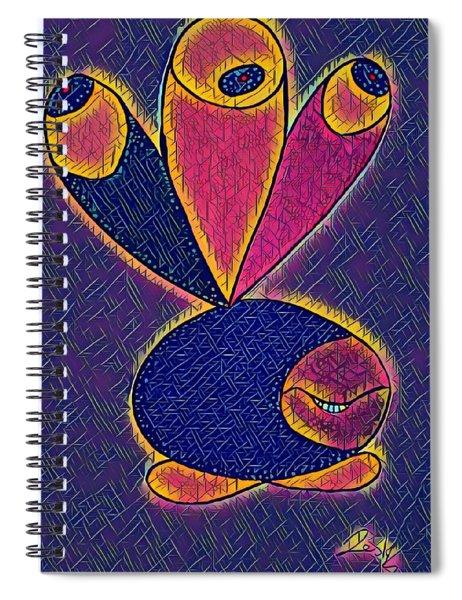 Lesly Spiral Notebook