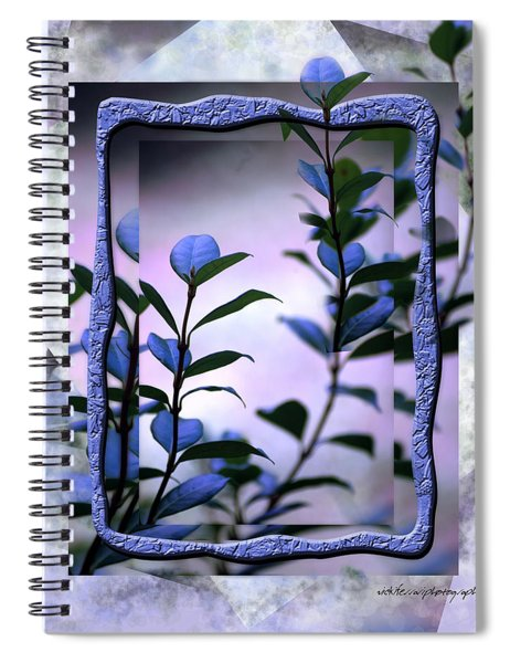Let Free The Pain Spiral Notebook