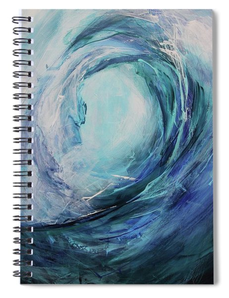 Let The Sea Set You Free Spiral Notebook