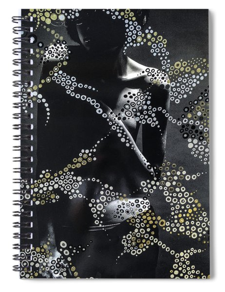 Let Us Dwell On Life Spiral Notebook