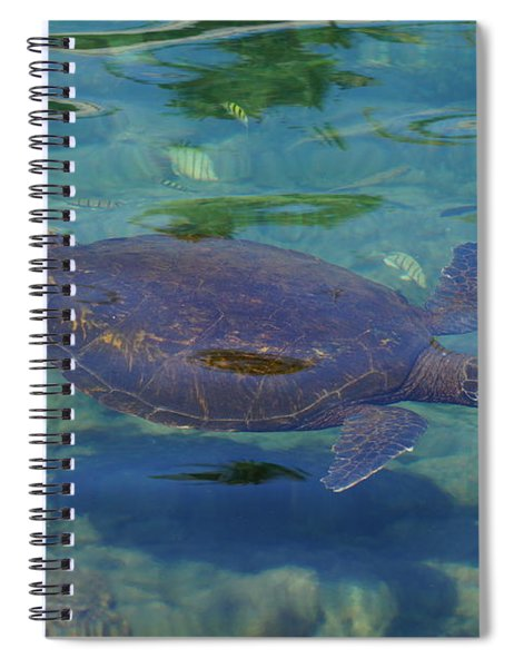 Let Us Lead The Way Spiral Notebook
