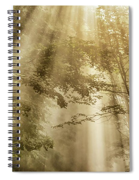Let Your Glory Shine Spiral Notebook