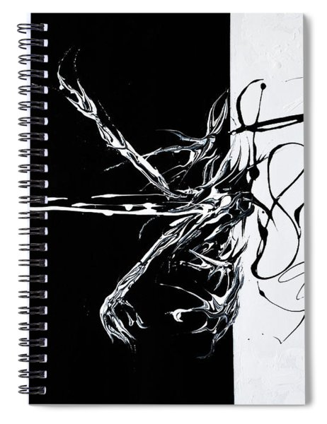Let's Rock N Roll Spiral Notebook