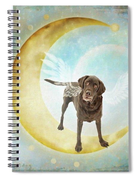 Liam Spiral Notebook