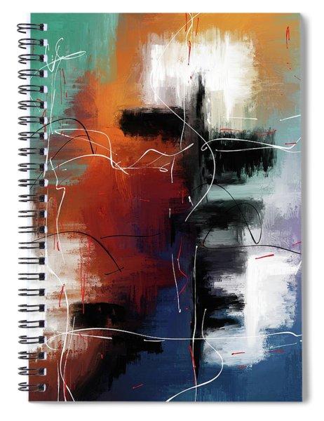 Life Finds A Way Spiral Notebook