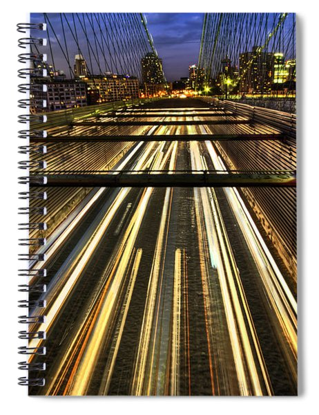 Life In The Fast Lane Spiral Notebook