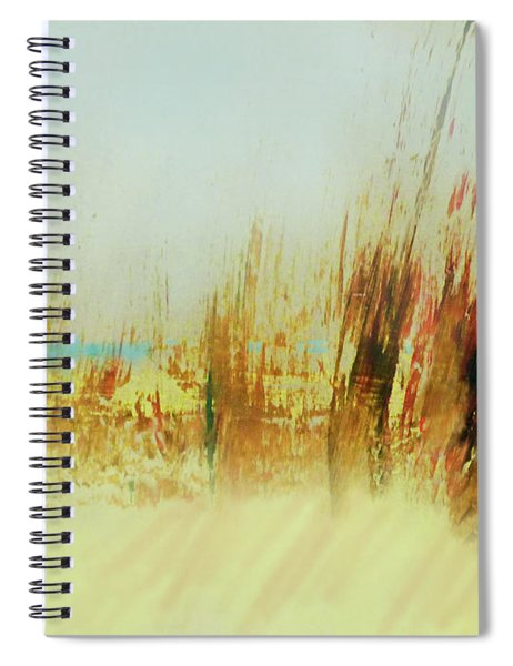 Life Is Better On The Beach Spiral Notebook