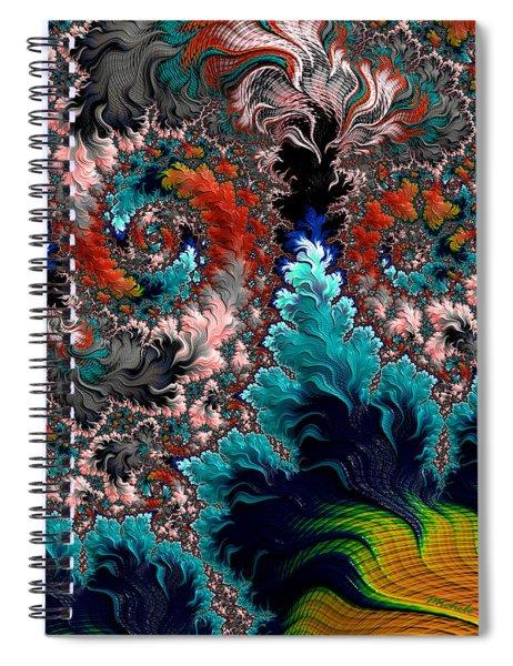 Life Underwater Spiral Notebook