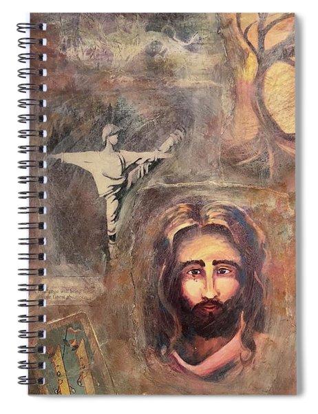 Life's Journey 2 Spiral Notebook