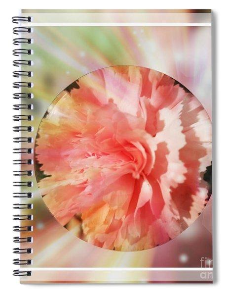 Light Layers Spiral Notebook