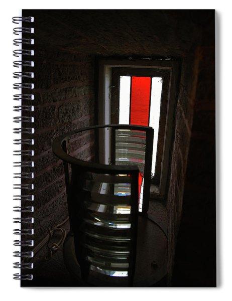 Light Lens Spiral Notebook