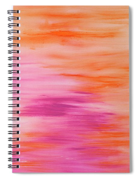 Light Like Love Spiral Notebook