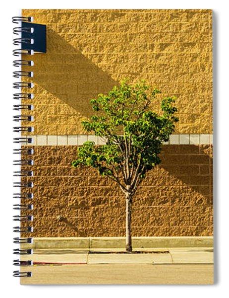 Light Shade Spiral Notebook
