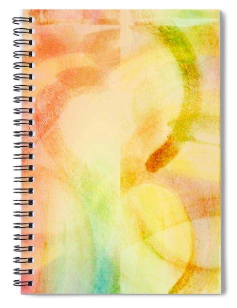 Light Soul Spiral Notebook