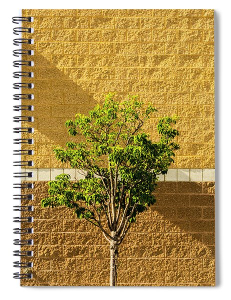 Light Stroke Spiral Notebook