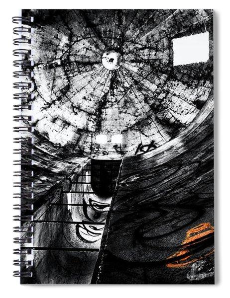 Lightbulb Spiral Notebook
