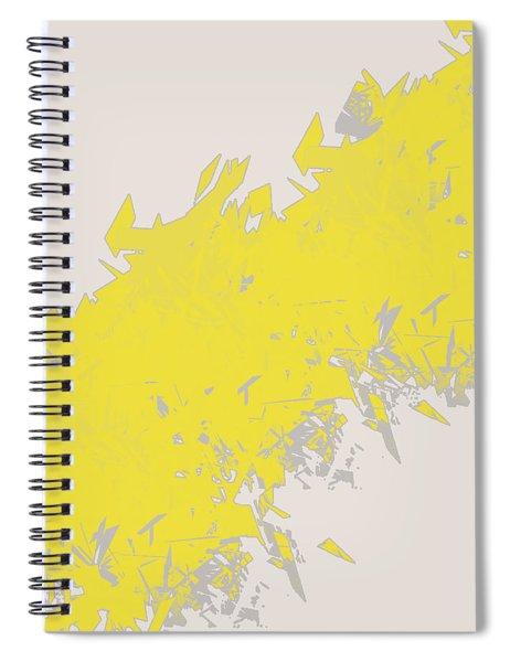 Lightening Spiral Notebook