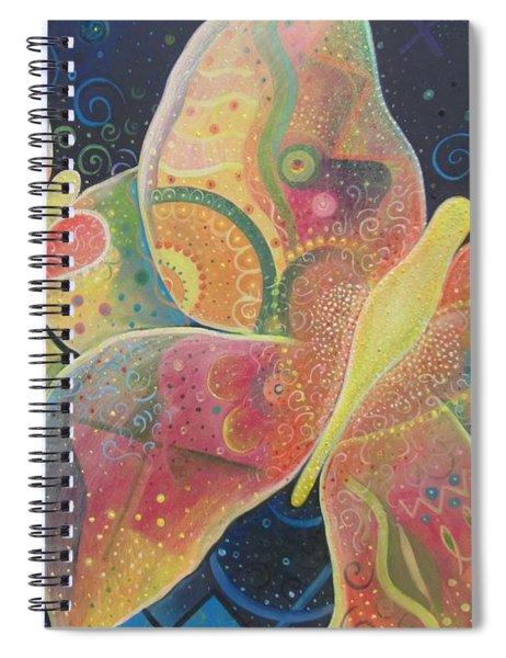 Lighthearted Spiral Notebook