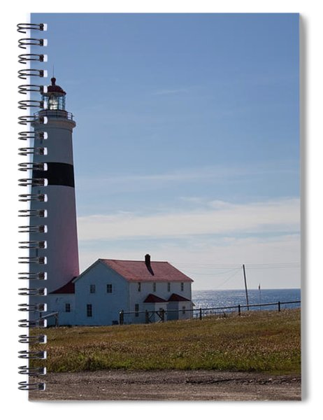 Lighthouse Labrador Spiral Notebook