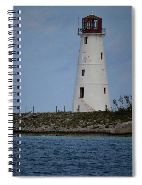 Lighthouse Watch Spiral Notebook