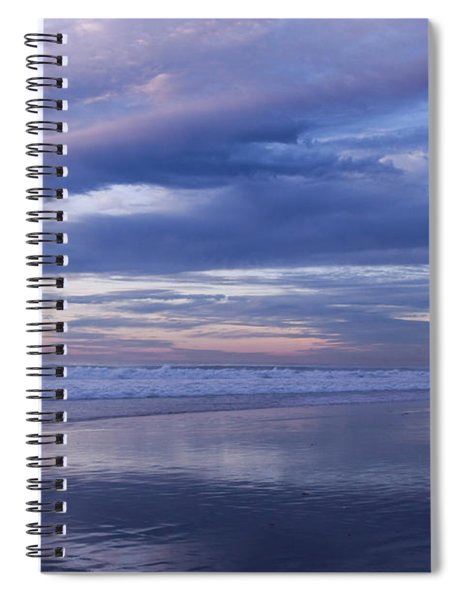 Like A Mirror Spiral Notebook