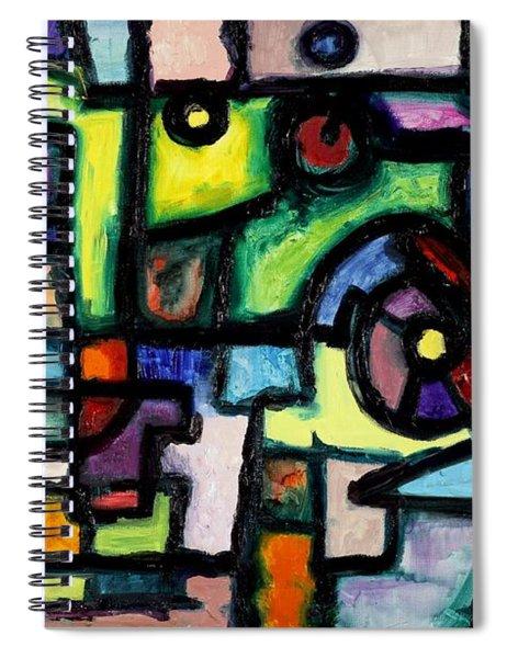 Like Clockwork Spiral Notebook