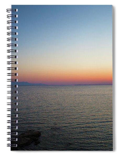 Like In Heaven Spiral Notebook