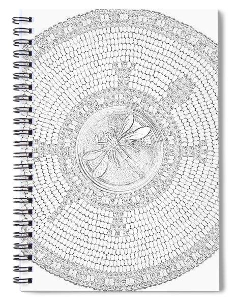 Limon_douglas_04 Spiral Notebook