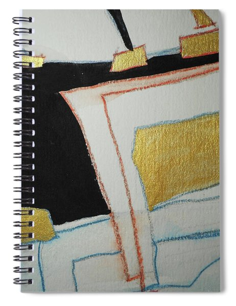 Linear-2 Spiral Notebook