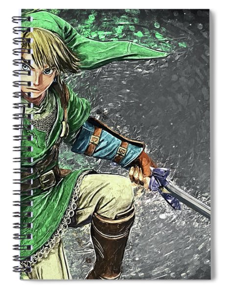 Link Spiral Notebook