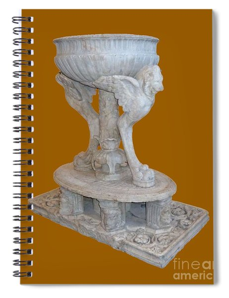 Lion Guardian Spiral Notebook