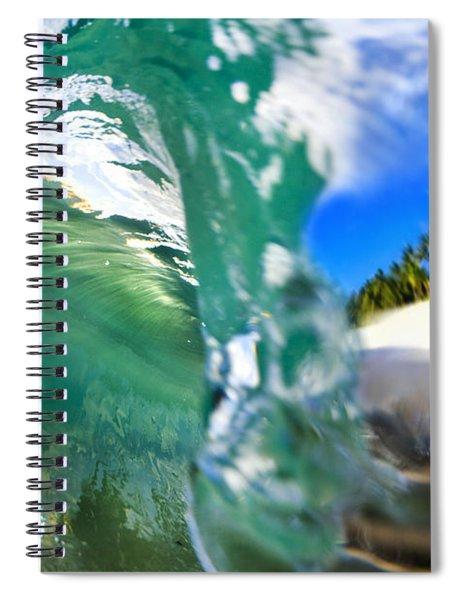 Lip Curl Spiral Notebook