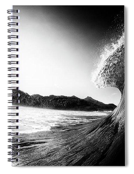 lip Spiral Notebook