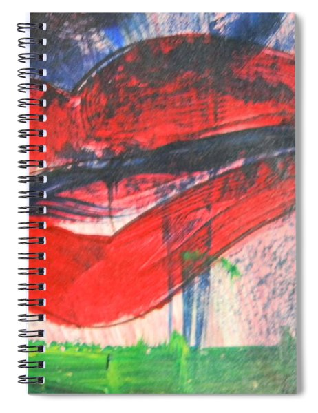 Lipstick - Sold Spiral Notebook