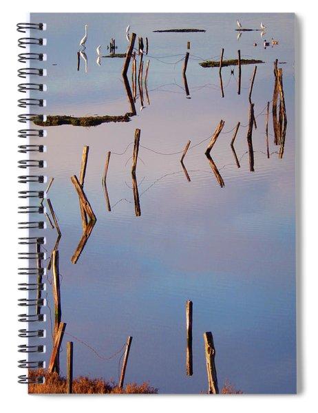 Liquid Assets Spiral Notebook