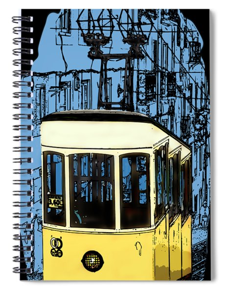Lisbon Spiral Notebook