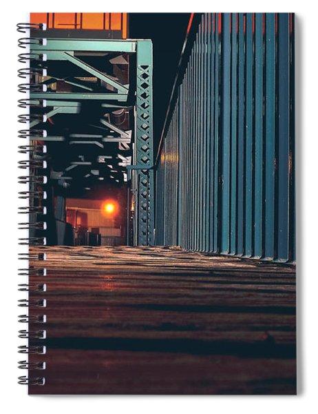 Lit Up Spiral Notebook