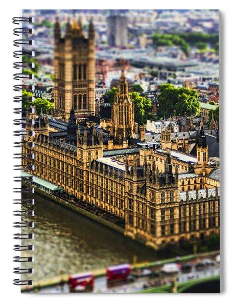Little Ben Spiral Notebook