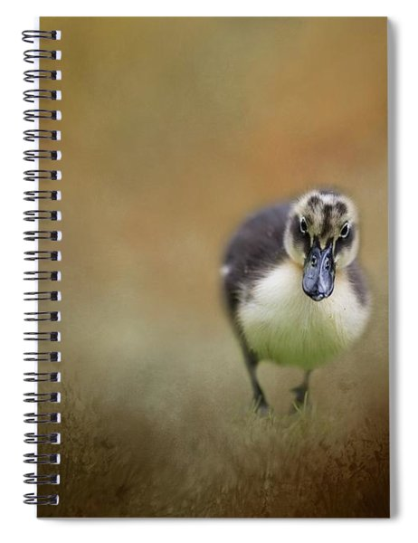 Little Cutie Spiral Notebook