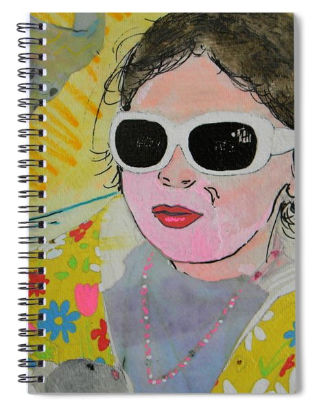Little Diva  Spiral Notebook
