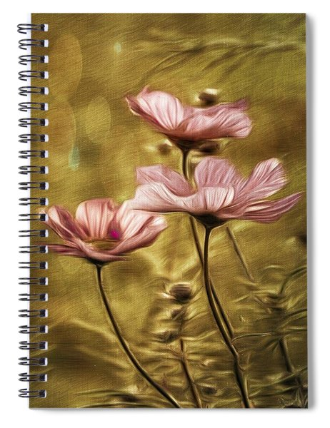 Little Flowers Spiral Notebook