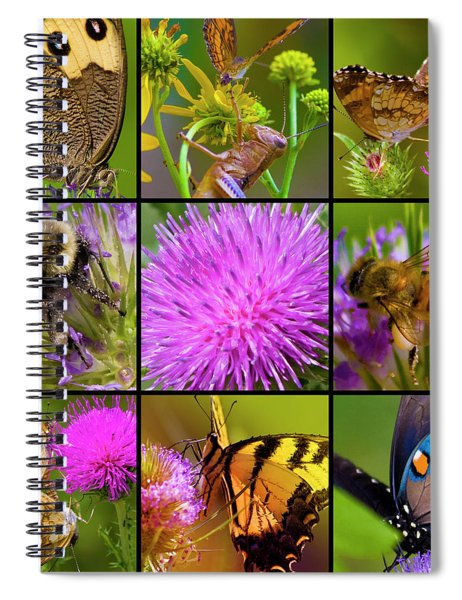 Little Guys  Spiral Notebook