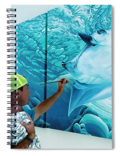 Little Helper Spiral Notebook