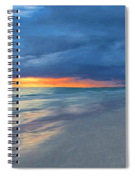 Little Hickory Beach Spiral Notebook