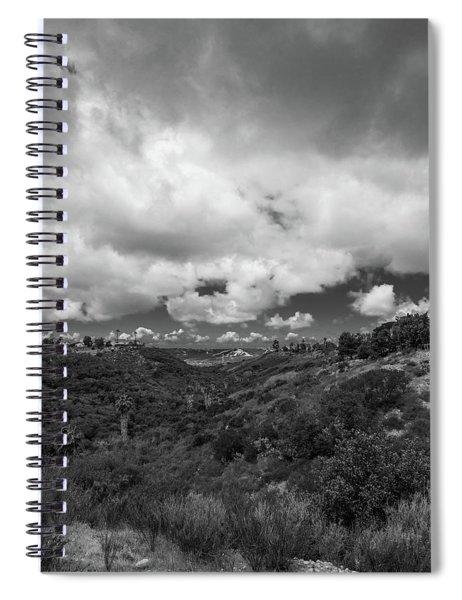 Little Palm Canyon Spiral Notebook