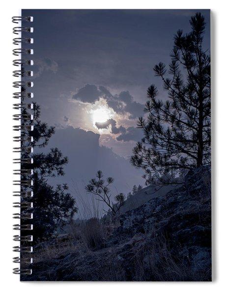 Little Pine Spiral Notebook