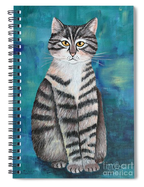 Little Tiger Spiral Notebook
