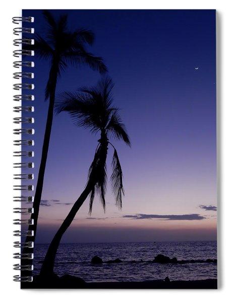 Live Aloha Spiral Notebook